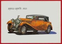 En L'état CPM Ancêtre Automobile - ROLLS-ROYCE 1925 * Auto Voiture Ancienne De Collection Car - Ansichtskarten