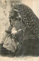 TYPE DE FEMME SERBE 1917 - Serbie