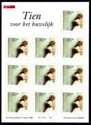 Nederland 1998: Tien Voor Het Huwelijk** MNH - Periodo 1980 - ... (Beatrix)
