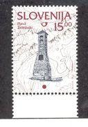 SLOVENIA 1998 Blast Furnace15t Definitive, Scott Catalogue No. 209 MNH - Slovenia