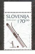SLOVENIA 1995 Snow Skis 70t Definitive, Scott Catalogue No. 213 MNH - Slovenia