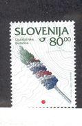 SLOVENIA 1997 Palm Sunday Bundle 80t Definitive, Scott Catalogue No. 215 MNH - Slovenia