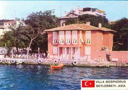 Istambul. Villa Bosphorus - Turchia