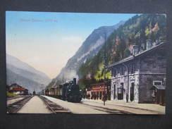AK BRENNER Brennero Bahnhof Ca.1915 // D*25942 - Altre Città