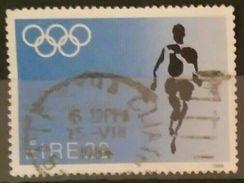 IRLANDA 1984 Medallistas De Oro A Través De La Historia De Los Juegos. USADO - USED. - 1949-... Republik Irland