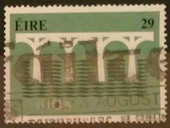 IRLANDA 1984 Europa. USADO - USED. - Oblitérés