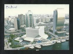 United Arab Emirates UAE Dubai  Picture Postcard Aerial View Dubai View Card U A E CONDITION AS PER SCAN - Dubai