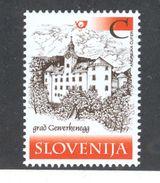 SLOVENIA 2004 Gewerkenegg Castle Definitive; Scott Catalogue No. 411B MNH - Slovenia