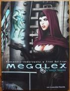 EO Edition Originale > Alexandro Jodorowsky & Fred Beltran : MEGALEX 2 - L'ange Bossu (Humanoïdes Associés, 2002) - Megalex