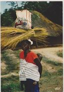 AFRIQUE De L´ouest,AFRICA,AFRIKA,SENEGAL,FEMME AU TRAVAIL,EQUILIBRISTE - Sénégal