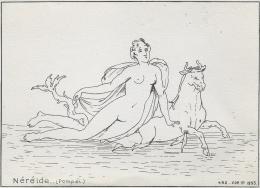 NEREIDE .. (Pompéi) - History