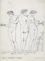 LES 3 GRACES .. (Pompéi) - History