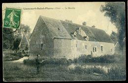 Cpa  Du 60  Liancourt  Saint Pierre -- Le Moulin    NCL95 - Liancourt