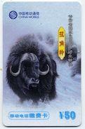 Buffle Buffalo Animal Jungle - Télécarte  Phonecard (S.268) - Dschungel