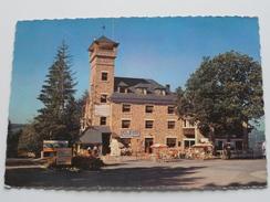 BELVEDERE - NADRIN Hôtel ( Gekreukt A/d Hoeken ) Anno 1962 ( Zie Foto Voor Details ) !! - Nandrin