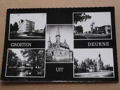 Groeten Uit DEURNE ( Unika ) Nr. 1 - Anno 19?? ( Zie Foto Voor Details ) !! - België