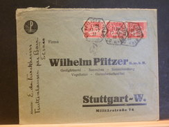 72/714  LETTRE POUR ALLEMAGNE   1933  DE TRUTTENHAUSEN/ELZAS - 1921-1960: Moderne