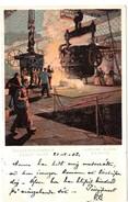 Essen Gusstahlfabrik Krupps - Industrie