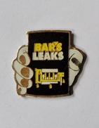 Pin's Bar's Leaks - 37R - Badges
