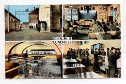 - FRANCE (54) - CPSM Ayant Voyagé LUNEVILLE 1965 - Quelques Vues Du C.I.S.M. 2 - Photo LARCHER - - Luneville