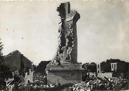 - Charente Maritime - Gd Format-ref-V284- Royan Apres L Occupation - Phare Du Chay Detruit - Phares - Guerre 1939-40 - - Royan