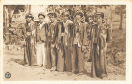Minangkabouwers In Feestkleeding, West-Sumatra - N.V. Koninklijke Paketvaart-Maatschappij - Indonésie