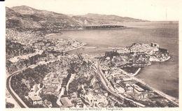 POSTAL  -MONACO  -VISTA GENERAL  ( VUE GÉNÉRALE ) - Mónaco