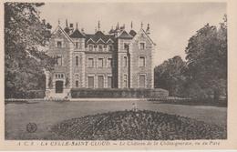 17 / 7 /108  -   LA  CELLE  SAINT  CLOUS  (  78 )  - LE  CHÂTEAU  DE  LA  CHATAIGNERAIE - La Celle Saint Cloud