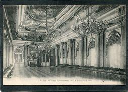 CPA - PARIS - Hôtel Continental - La Salle Des Fêtes - Cafés, Hoteles, Restaurantes