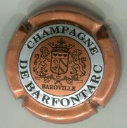 CAPSULE-CHAMPAGNE BARFONTARC DE N°05 Contour Marron-clair - Champagnerdeckel