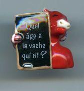 FEVES - FEVE - LA VACHE QUI RIT - QUEL AGE A LA VACHE QUI RIT ? - Fèves
