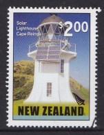 New Zealand 2006 Solar Lighthouse Cape Reinga $2 CTO - - New Zealand
