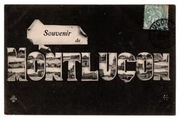 03 - Montluçon . Souvenir De Montluçon . MULTI-VUES - Réf. N°3516 - - Montlucon