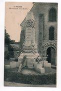 SAINT PREST (28) - MONUMENT AUX MORTS - Autres Communes