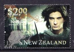 New Zealand 2008 Narnia Prince Caspian $2.00 MNH - - New Zealand