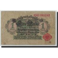 Allemagne, 1 Mark, 1914, KM:51, 1914-08-12, B - [ 3] 1918-1933: Weimarrepubliek