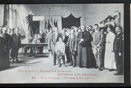 ESPERANTISME, Congrès Esperanto Anvers 1911, N°21 - Esperanto