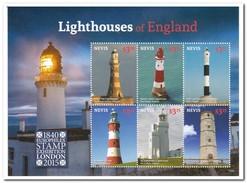 Nevis 2015, Postfris MNH, Lighthouses - St.Kitts En Nevis ( 1983-...)
