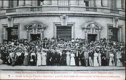 ESPERANTISME, Congrès Esperanto Anvers 1911, N°7 - Esperanto