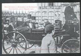 ESPERANTISME, Congrès Esperanto Anvers 1911, N°19 - Esperanto