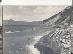 CHIAVARI, PANORAMA.VIAGGIATA-.1955-FG.46-T - Genova (Genoa)