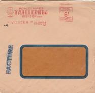 Enveloppe Commerciale 1948 / TAILLEMITE / Porcelaine / EMA Vierzon / 18 Cher - Andere