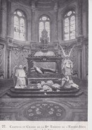 LISIEUX - CHAPELLE ET CHASSE DE SAINTE THERESEDE L' ENFANT JESUS 1922 - Lisieux