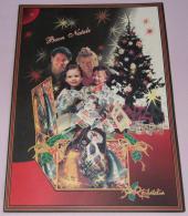 St26. FOLDER - Buon Natale 1999 - Emissione Congiunta Italia-Finlandia - Folder