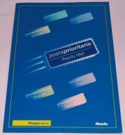 St28. FOLDER -  Posta Prioritaria / Priority Mail - 2002 - Folder