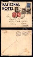 Egeo - Coppia 10 Cent (57) - Mista Con 10 Cent + Coppia 20 Cent Imperiale (245 + 247 Regno) + 5 Mills (Egitto) -... - Stamps