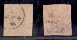 1853 - 40 Cent Rosa Chiaro (6) - Cert. Caffaz (1.500) - Stamps