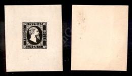 Saggio - 20 Cent Nero - Cartoncino - Stamps