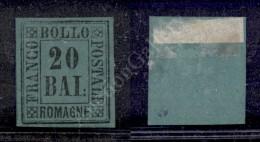 Prove 1859 - 20 Bai Verde Azzurro - Senza Gomma - Stamps