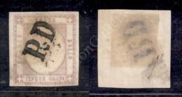 2 Grana Indaco Chiaro (20e) Su Lettera Da Bari Per Gallipoli 21.9.61 - Chiavarello (2.000+) - Stamps